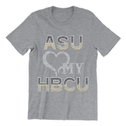 Alabama State University Love My HBCU Rhinestone Unisex Shirt