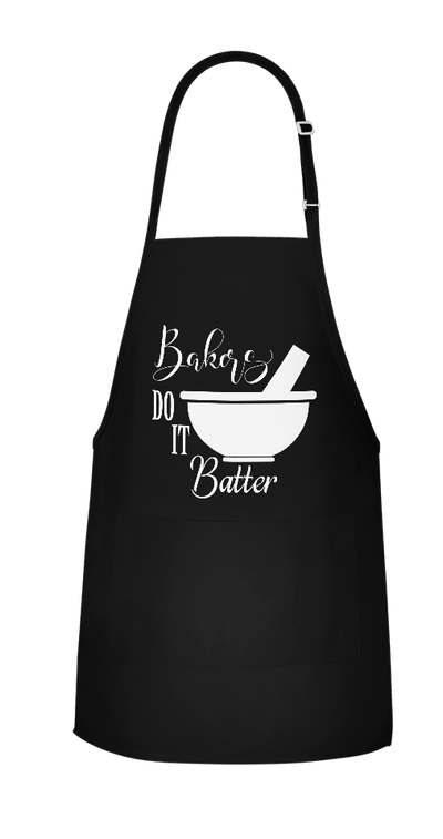Bakers Do It Batter Apron