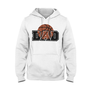 Basketball Dad Men's Hoodie