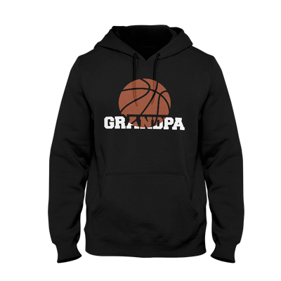 Basketball Grandpa Men's Hoodie