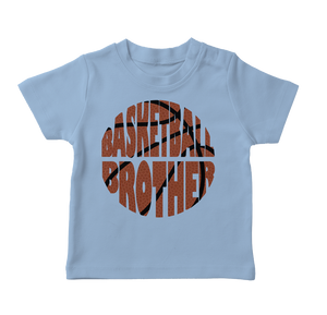 Basketball Brother Toddler T-Shirt