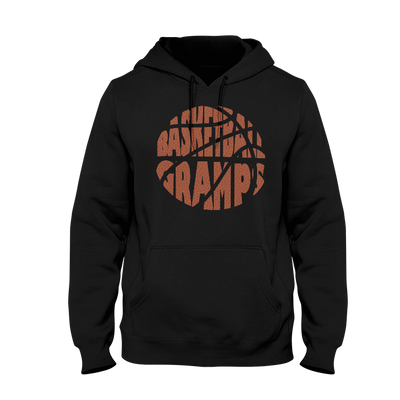Basketball Gramps Men's Hoodie