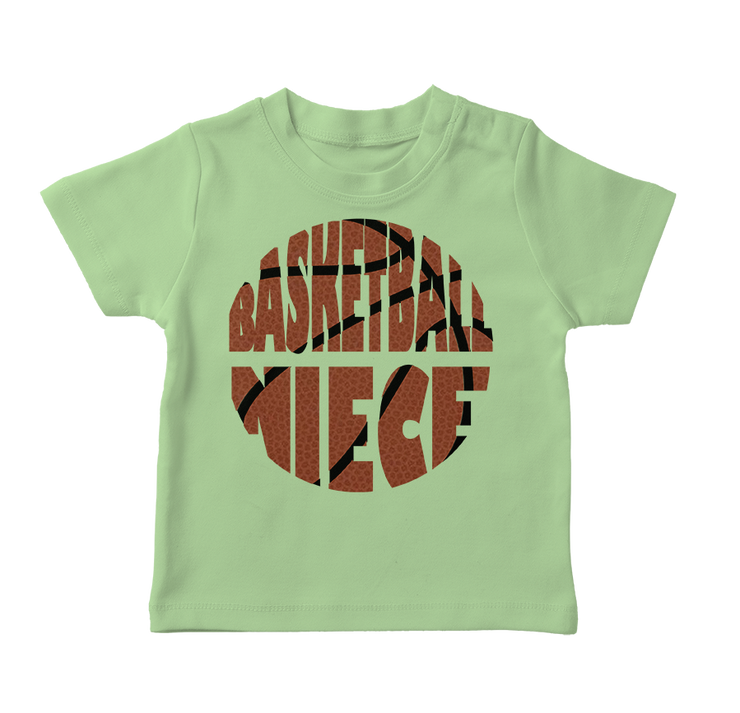 Basketball Niece Toddler T-Shirt