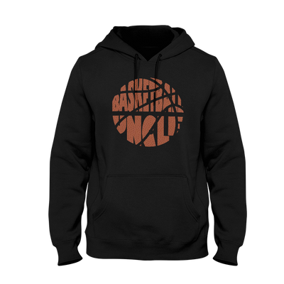 Basketball Uncle Men's Hoodie