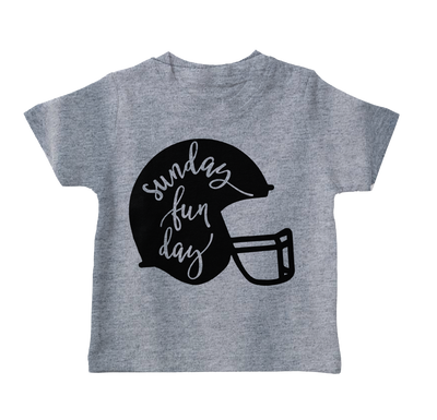 Sunday Fun Day Infant T-Shirt