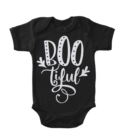 Bootiful Glow-In-The-Dark Infant One-Piece