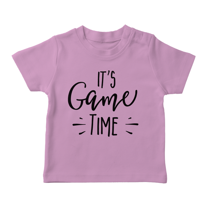 It's Game Time Toddler T-Shirt