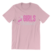 Girls Weekend w/Lady Rhinestone Unisex Shirt
