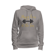 Happy Hour At The Bar Glitter Hoodie