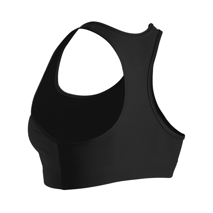 Happy Hour At The Bar Ladies' Nylon/Spandex Sports Bra