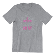 Hope Love Pray Rhinestone Unisex Shirt