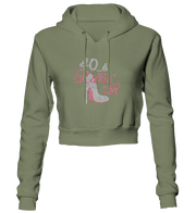 Killin' It Birthday Bling Cropped Hoodie