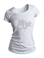 Mrs. Bling Crew Neck Shirt