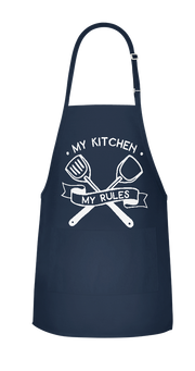 My Kitchen My Rules Apron