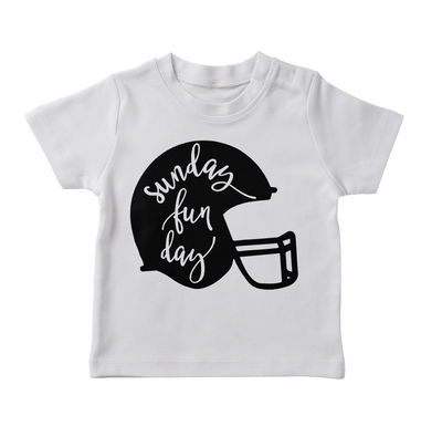 Sunday Fun Day Toddler T-Shirt