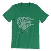 Virgo Horoscope Rhinestone Unisex Shirt