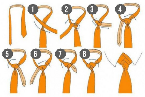 Boutonniere Tie In 8 Simple Steps