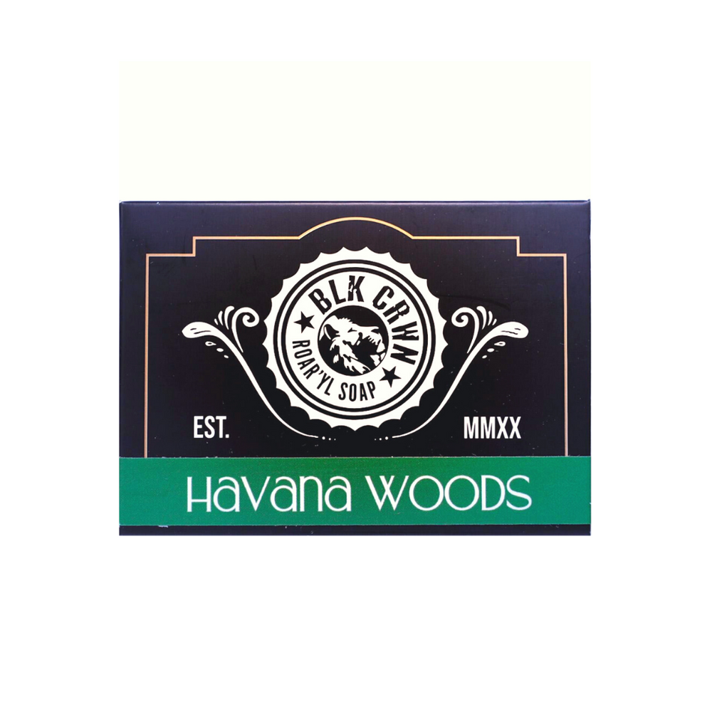 Face & Hand Soap - Havana Woods