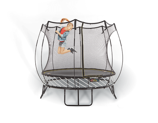 Compact Round Trampoline