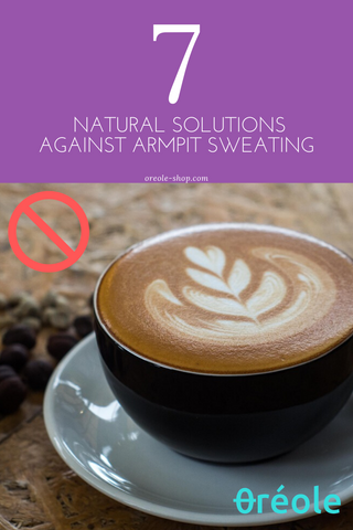 Natural Remedy Against Armput Sweat