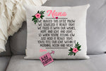 Personalized Hug Pillow