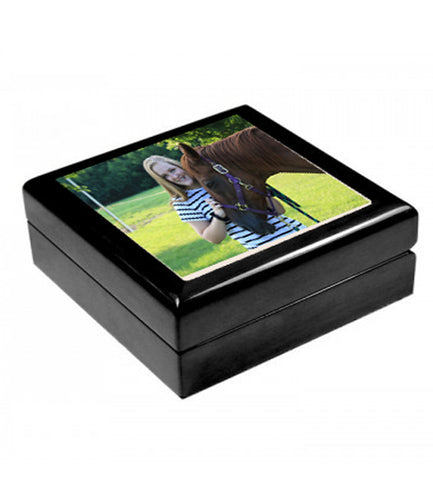 Photo Keepsafe Jewelry Box