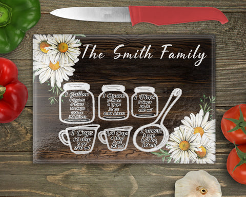Daisies of Love Cutting Board