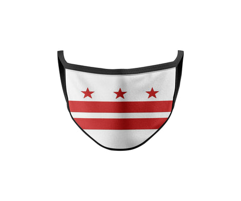 Represent Your Hood - DC Flag