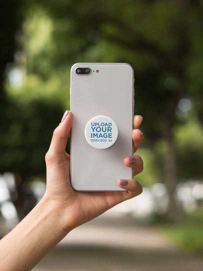Personalized Phone Grips