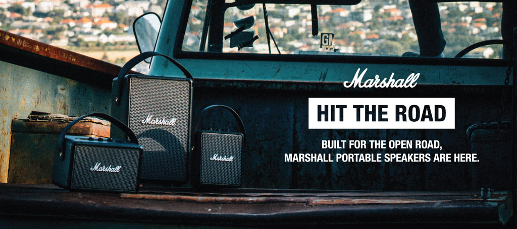 Marshall Exclusive partner