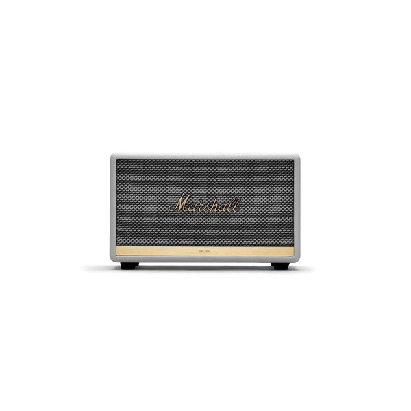 Acton II Bluetooth Speaker - White [Exclusive for Siam@Siam employees ], Speakers, Marshall, ASH Asia