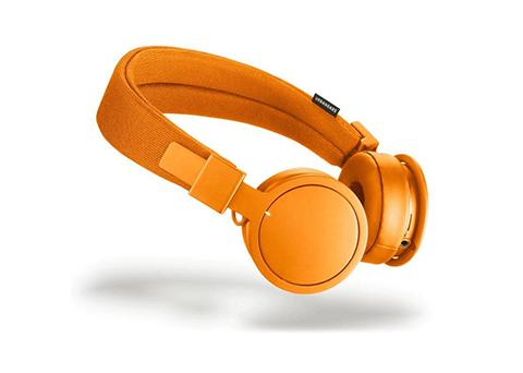 PLATTAN ADV Wireless - Bonfire Orange, Headphones, Urbanears, ASH Asia