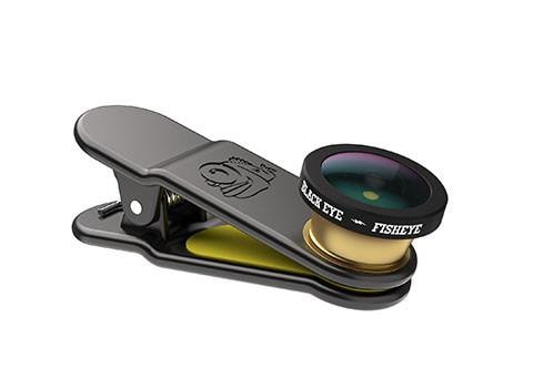 Yellow Series - Fish Eye, Camera Lens, Black Eye, ASH Asia