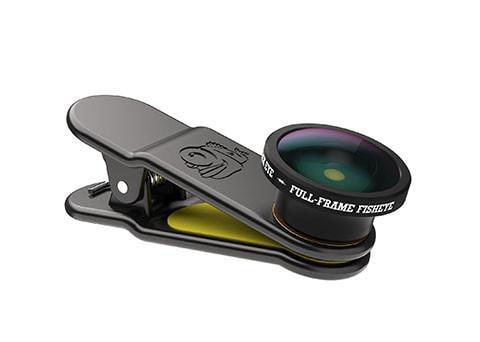 Pro Series - Fish Eye, Camera Lens, Black Eye, ASH Asia