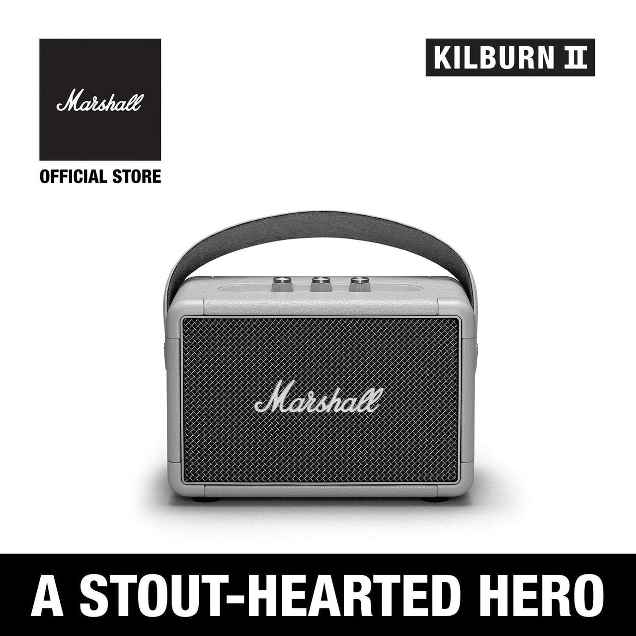 Kilburn II Grey [Exclusive Partner], Marshall, Marshall, ASH Asia