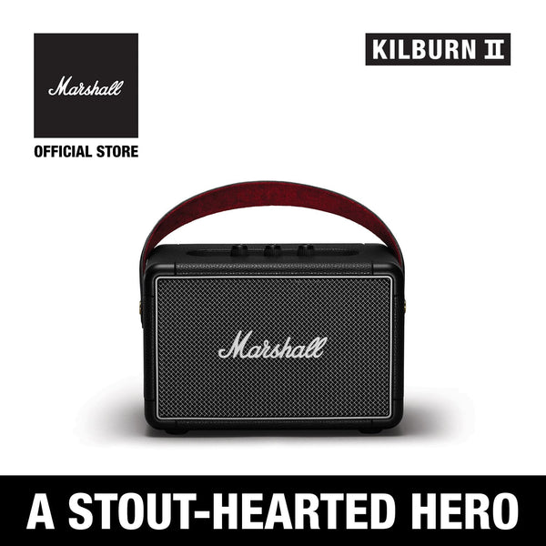 Kilburn II Black [EVENT EXCLUSIVE], Speakers, Marshall, ASH Asia