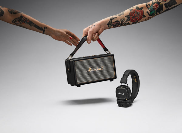 เซต Kilburn + Major II Bluetooth, Marshall, Marshall Headphones, ASH Asia