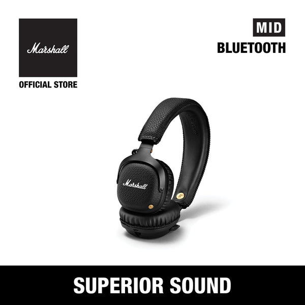 Mid Bluetooth [EVENT EXCLUSIVE], Headphones, Marshall Headphones, ASH Asia