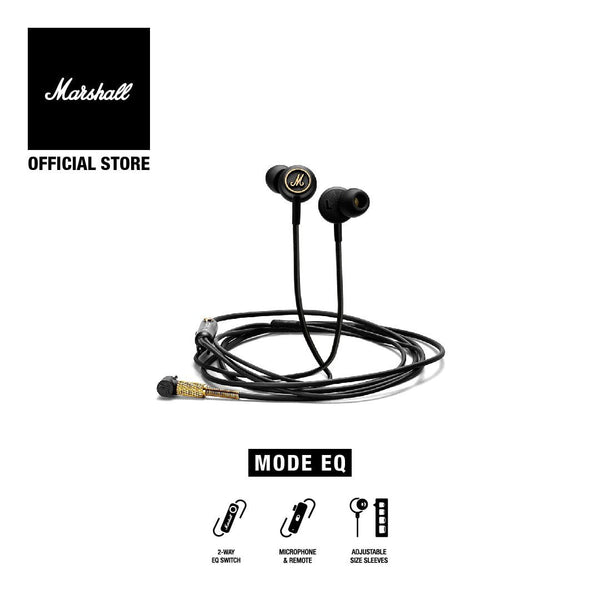 Mode EQ Black & Brass