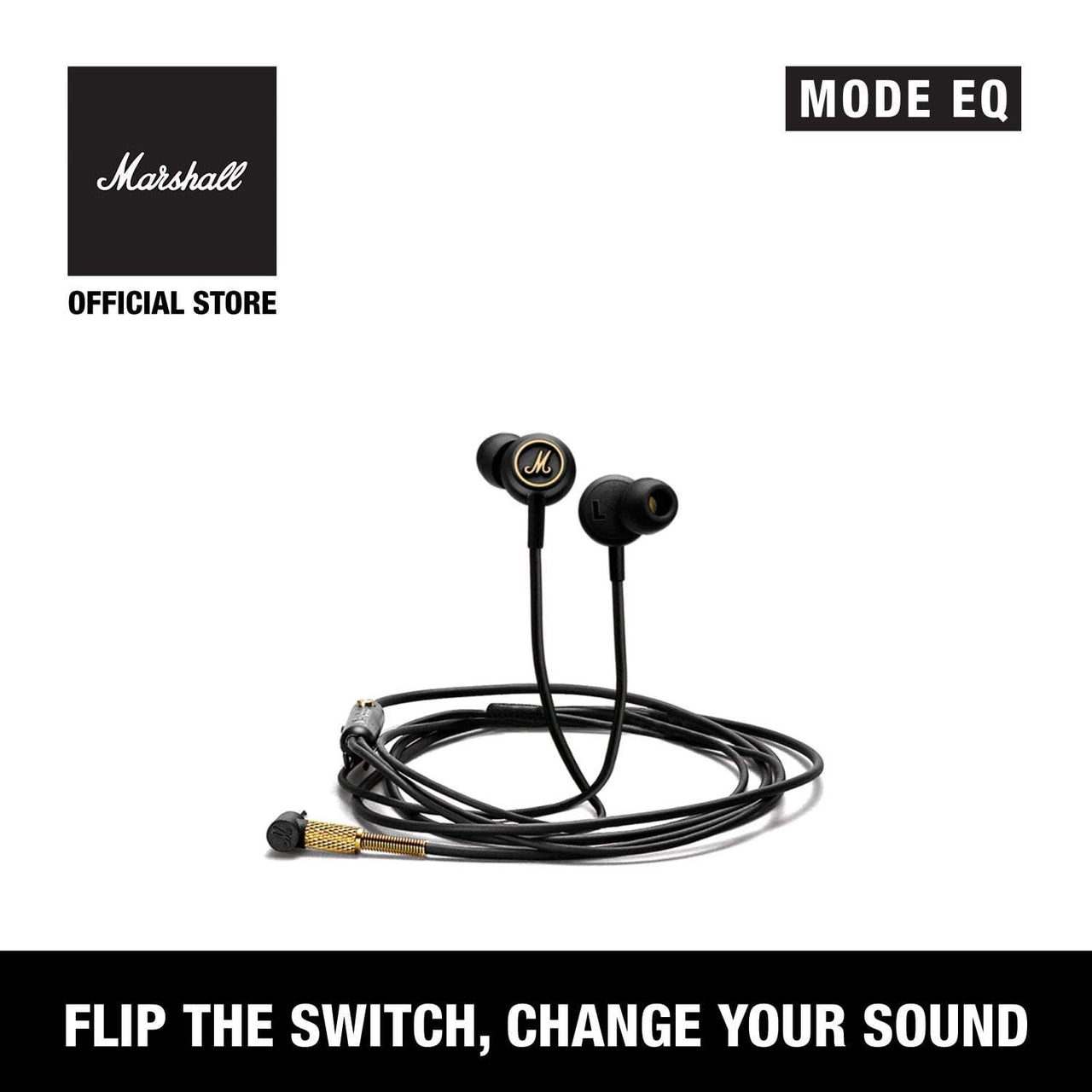 Mode EQ  [Exclusive Partner], Headphones, Marshall Headphones, ASH Asia