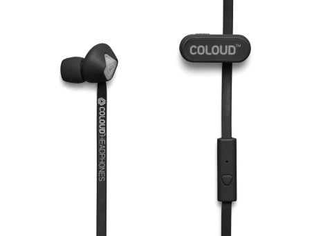 NO.4 - BLACK, Headphones, Coloud, ASH Asia