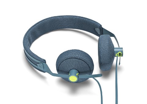 NO.8 - BLUE, Headphones, Coloud, ASH Asia