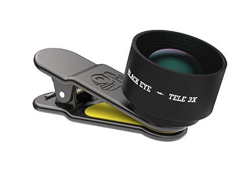 Pro Series - Tele 3X, Camera Lens, Black Eye, ASH Asia