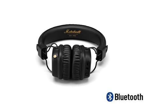 MAJOR II BLUETOOTH - BLACK, Headphones, Marshall Headphones, ASH Asia