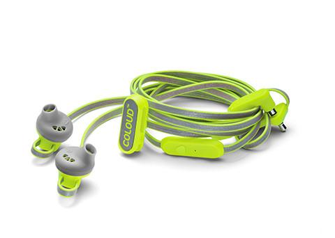 THE HOOP - ELECTRIC LIME, Headphones, Coloud, ASH Asia