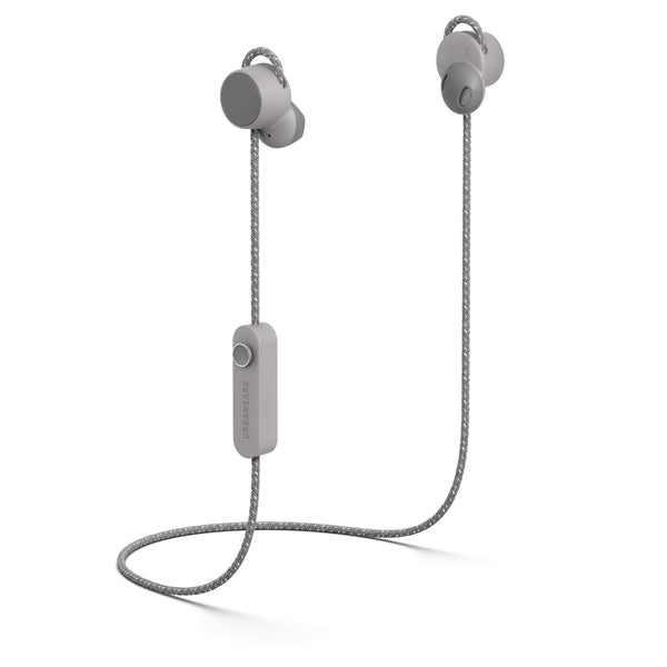 Jakan Bluetooth Earbuds - Ash Grey [Event Exclusive], Headphones, Urbanears, ASH Asia