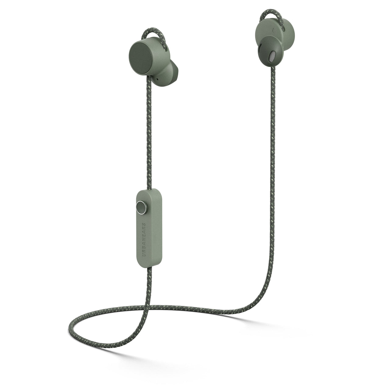Jakan Bluetooth Earbuds - Field Green, Headphones, Urbanears, ASH Asia