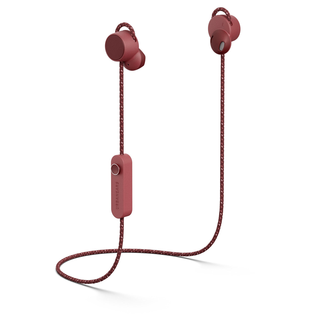 Jakan Bluetooth Earbuds - Mulberry Red, Headphones, Urbanears, ASH Asia