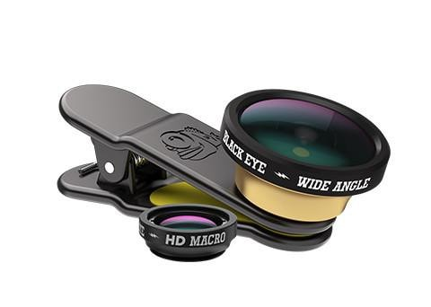 HD series - Combo, Camera Lens, Black Eye, ASH Asia