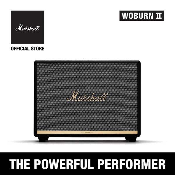 Woburn II Bluetooth Black [EVENT EXCLUSIVE], Speakers, Marshall, ASH Asia